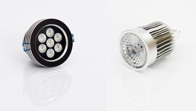 La eficiencia energética y la iluminación LED.